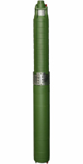 Зеленый Погружной Насос ЭЦВ 6-6,5-40