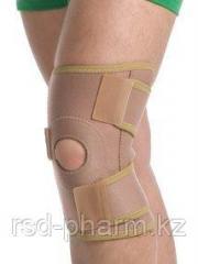 Бандаж на коленный сустав разъёмный MedTextile