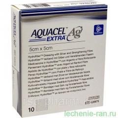 Аквасель Экстра с серебром (Aquacel Extra Ag)