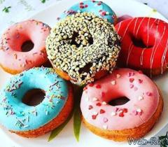Смесь сухая для пончиков «Фа Пончик»