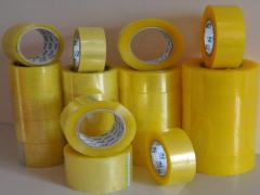 Adhesive packaging tape of 40 mm
