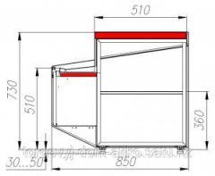 Прилавок КС95 N 0, 8-7