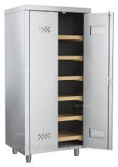 Шкаф для хлеба ШЗХ-С- 600.600-02-Р с 6-тью полками
