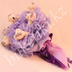 """Bouquet from toys """"Aphrodite"""