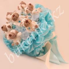 """Bouquet from toys """"Firm friendship"""