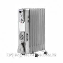 Масляный радиатор с вентилятором ALMACOM...