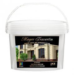 Жидкий травертин Mayer Travertin 3, 5, 7, 15, 25
