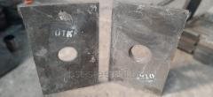 Броневая плита прохода № К-3610-01