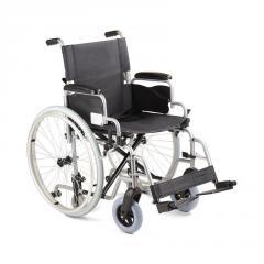 Облегченное кресло-коляска для инвалидов Н 001 (16, 17, 18, 19 дюймов)