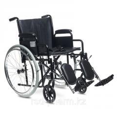 Кресло-коляска для инвалидов повышенной грузоподъемности H 002 (20 дюймов)