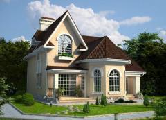 Проекты домов в г. Астана индивидуальные