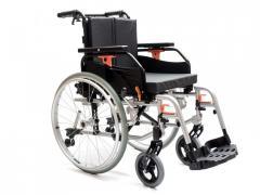 Стандартные коляски с ручным приводом