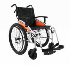 """Кресло-коляска облегченная Excel G-Lite Pro 24"""" (с широкими приводными колёсами)"""