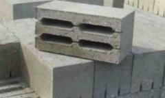 Пескоблок стеновой, блоки для строительства