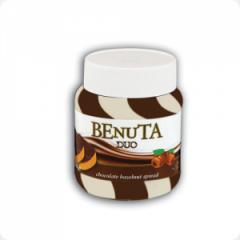 Паста шоколадная BENUTA DUO CIKOLATA 350 GR