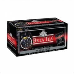 Чай Beta Tea, Blackberry, Пакетированный