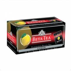 Чай Beta Tea, Lemon, Пакетированный
