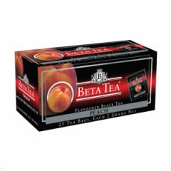 Чай Beta Tea, Peach, Пакетированный
