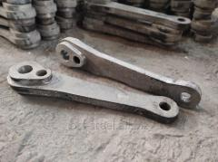 Spare parts to grindabile equipment