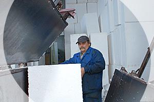 Polyfoam, expanded polystyrene sheet in Uralsk