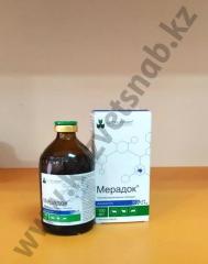 Мерадок 100 мл - противопаразитарный препарат