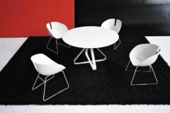 Столы с эксклюзивным дизайном от MOROSO