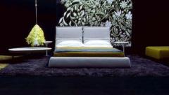 Кровати с эксклюзивным дизайном от MOROSO