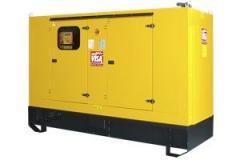 Generator of diesel 220 kW of Deutz, Perkins, Volv