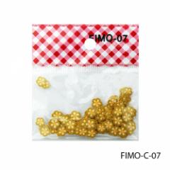 FIMO-C-07Фигурки FIMO в форме темно-желтых