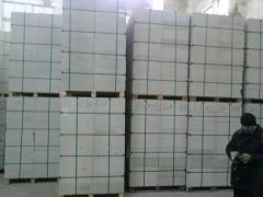 Gas concrete in Kostanay 600*300*200