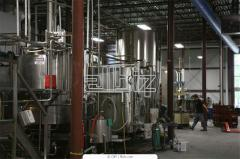 Breweries, Production equipment for beer Low