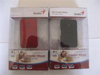 Мышка плоская Genius Mini Traveler Mouse 1600 DPI