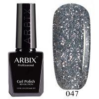 Гель-лак Arbix №047 Блеск Софитов 10мл.