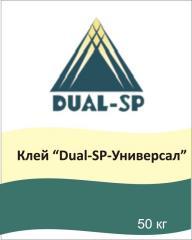 Клей Dual-SP,  Универсал для блоков и панелей