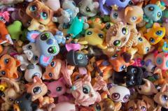 Игрушки для девочек, Маленький Зоомагазин Littlest