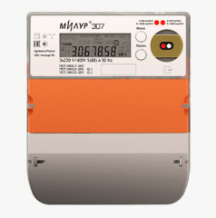Счётчик электрической энергии Милур 307.12R-2-W