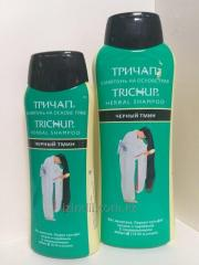 Trichup Herbal Black Seed Shampoo ,  Тричап...