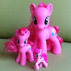 Игрушки для девочек, Моя маленькая пони My Little