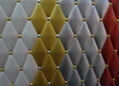 Plaster tile