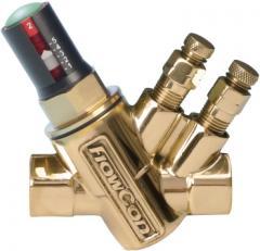 Balancing FlowCon A valves