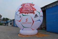 Шары стандартных форм, Большие воздушные шары
