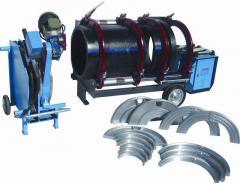 Электрогидравлический сварочный аппарат для пэ
