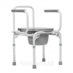 Кресло инвалидное с санитарным оснащением...