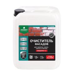 Удалитель высолов концентрат 1:2, 021-5 SALT CLEANER(САЛТ КЛИНЕР) - 5 л.=150м2