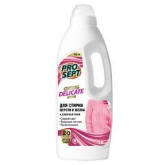 289-1 Crystal Жидкое моющее средство для стирки шерсти, шелка и деликатных тканей 1 л.