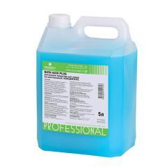 113-5 Bath Acid +(БАС АСИТ ПЛЮС) для удаления ржавчины и минеральных отложений.5 л.