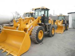 LW300F brand wheel loader