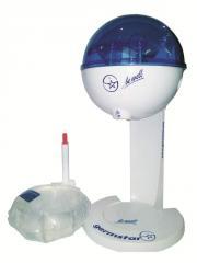 Бесконтактный сенсорный дозатор для дезинфекции