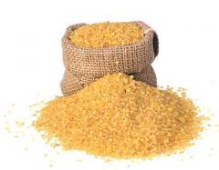 Булгур, крупа из пшеницы, Продукция