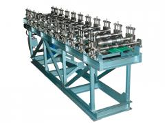 The pro-tapering machine for production of metal